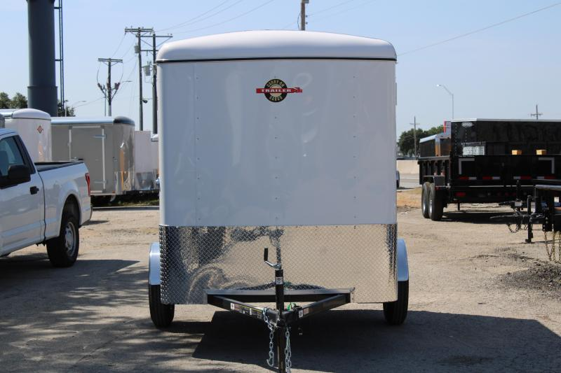 2019 Carry-On 6X10CG Enclosed Cargo Trailer