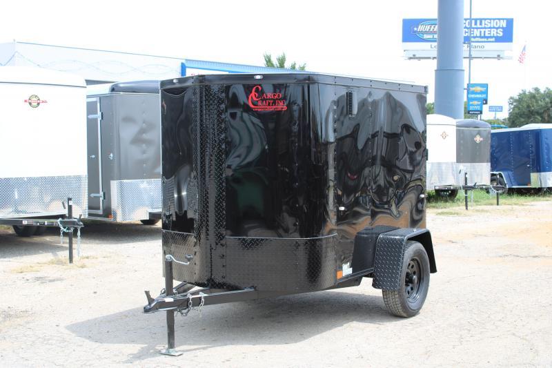 2019 Cargo Craft EV581 Enclosed Cargo Trailer