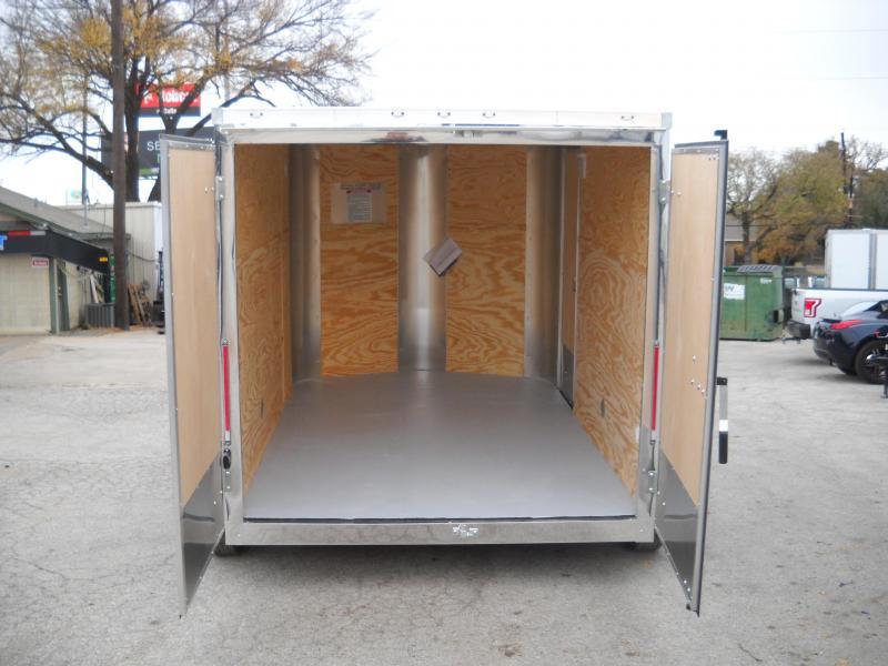 2018 Cargo Craft EV-7122 Enclosed Cargo Trailer