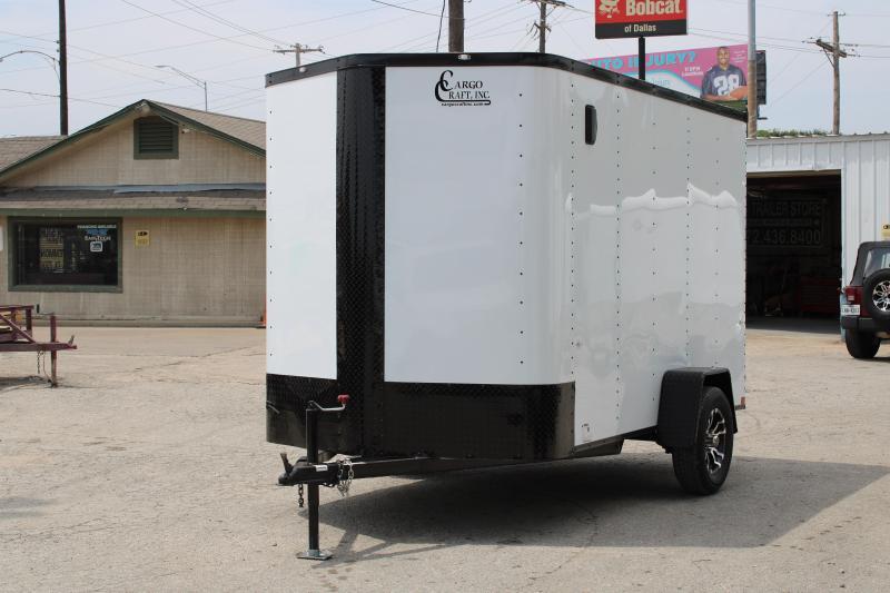 2019 Cargo Craft EV-6121 Enclosed Cargo Trailer
