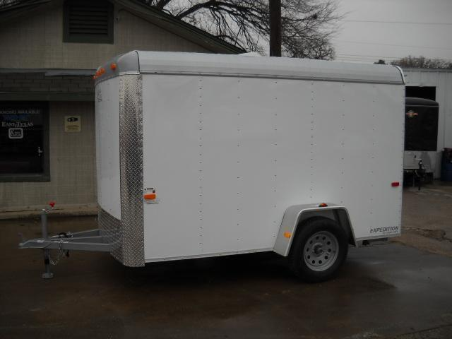 2017 Cargo Craft XP6101 Enclosed Cargo Trailer
