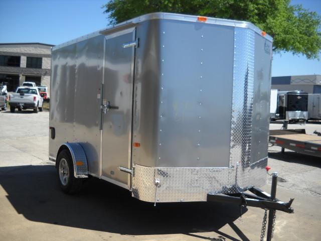 2017 Cargo Craft EV-7121 Enclosed Cargo Trailer