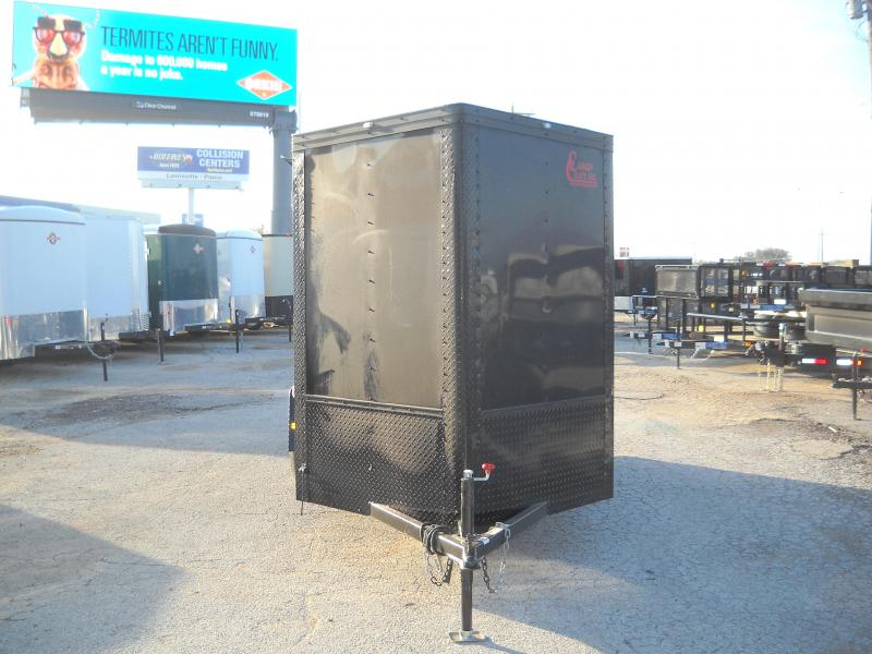 2018 Cargo Craft VECTOR-6151 Enclosed Cargo Trailer