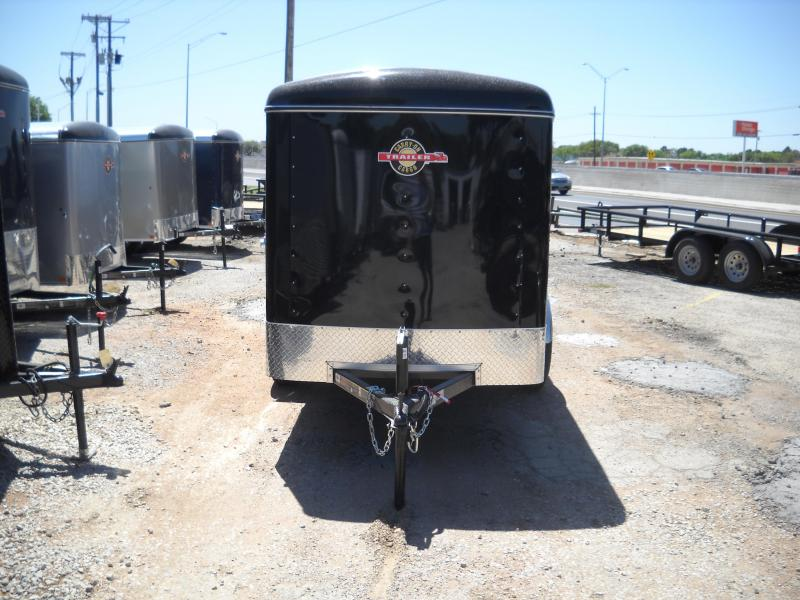 2018 Carry-On 5X10 Enclosed Cargo Trailer