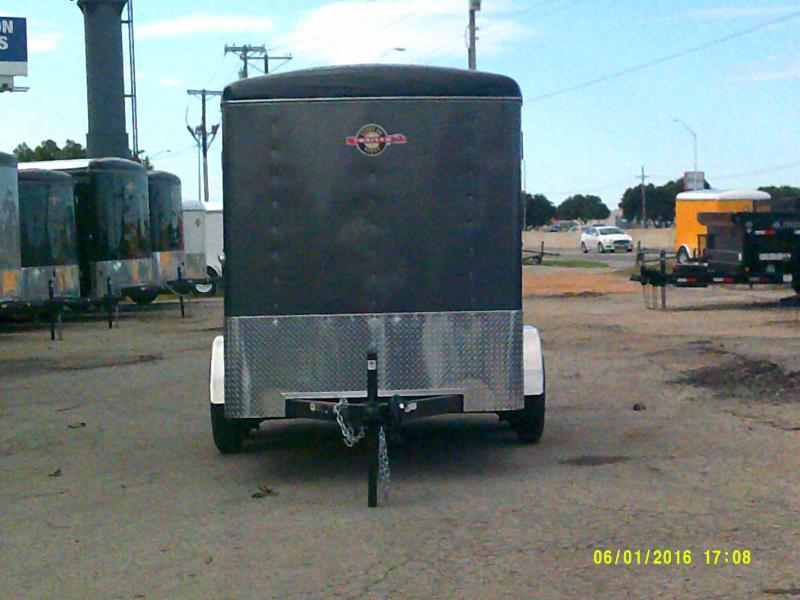 2019 Carry-On 6X12CG7K Enclosed Cargo Trailer