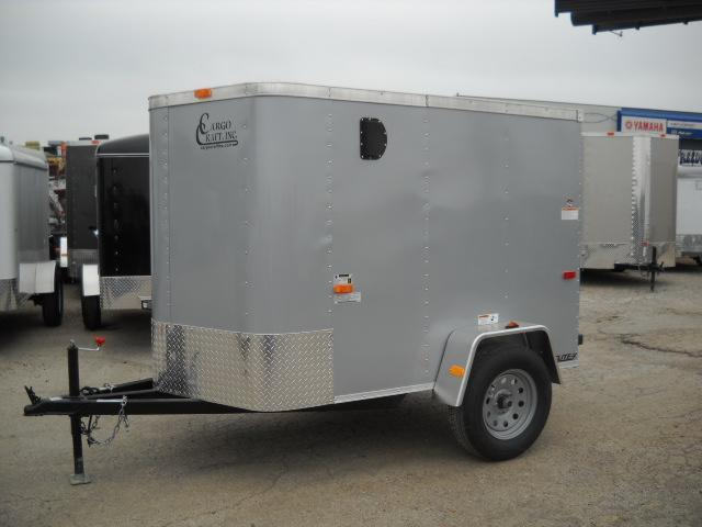 2017 Cargo Craft EV-581 Enclosed Cargo Trailer