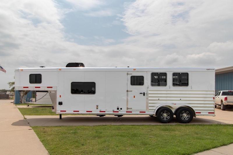 2019 Exiss Express 7311 CXF LQ Edition Horse Trailer