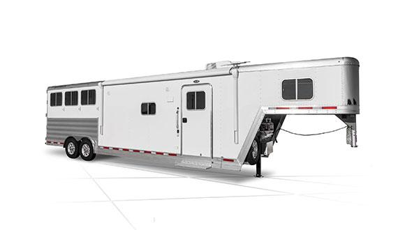 2019 Featherlite 9821 Liberty LQ Horse Trailer