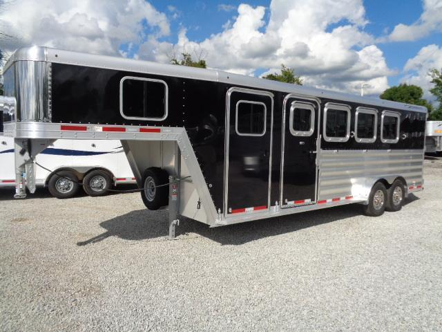 2019 Featherlite 8541 Horse Trailer