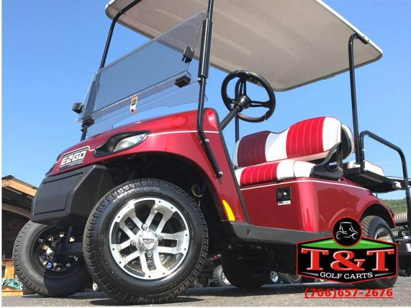 2016 NEW E-Z-Go FREEDOM TXT GAS Golf Cart