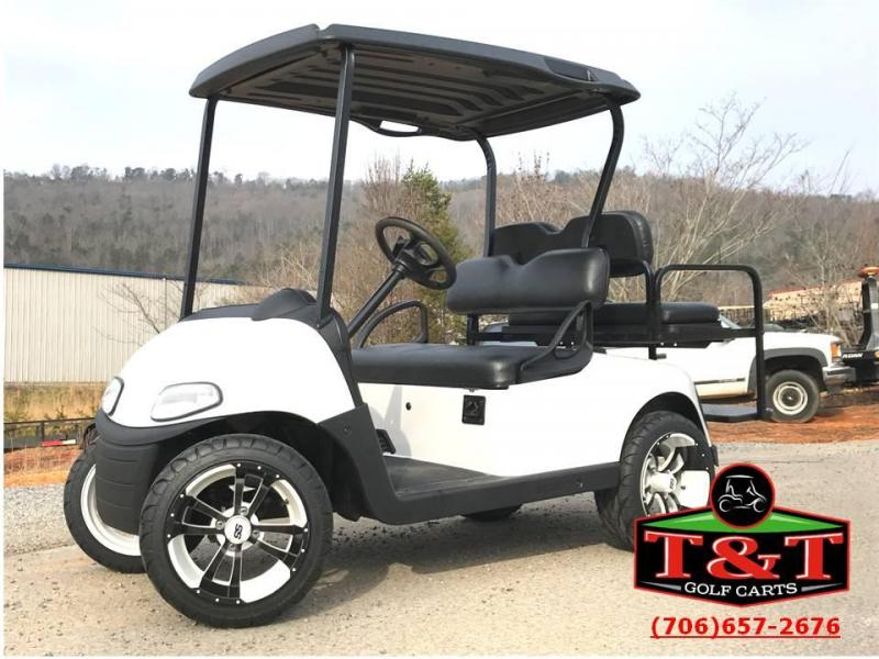2010 E-Z-GO RXV ELECTRIC Golf Cart | T and T Golf Carts | Yamaha and on