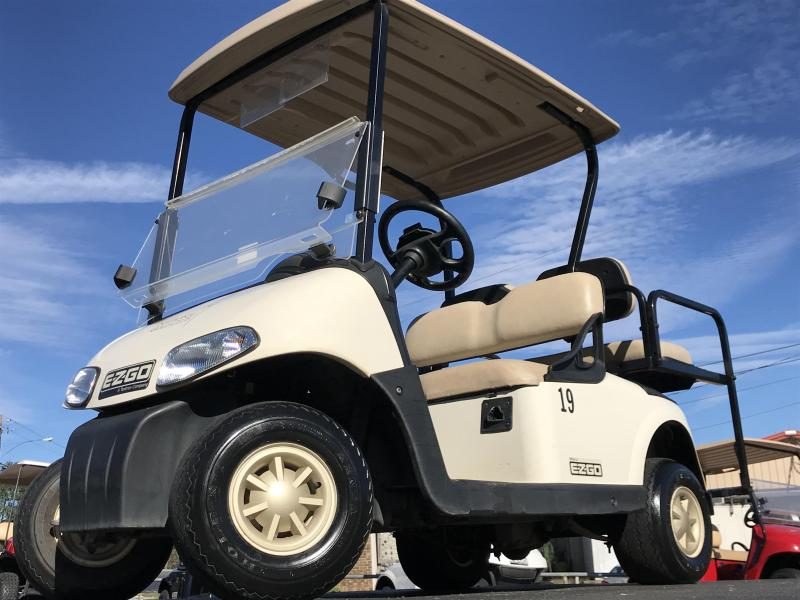 2015 E-Z-GO RXV ELECTRIC Golf Cart | T and T Golf Carts | Yamaha and on