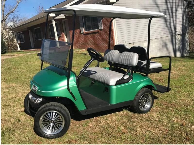 2016 E-Z-GO FREEDOM TXT GAS Golf Cart