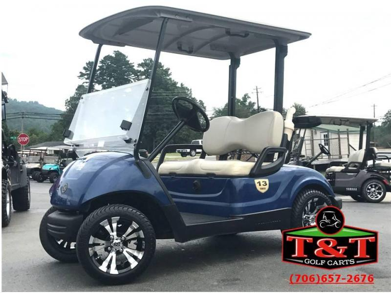 2013 Yamaha YAMAHA DRIVE ELECTRIC Golf Cart