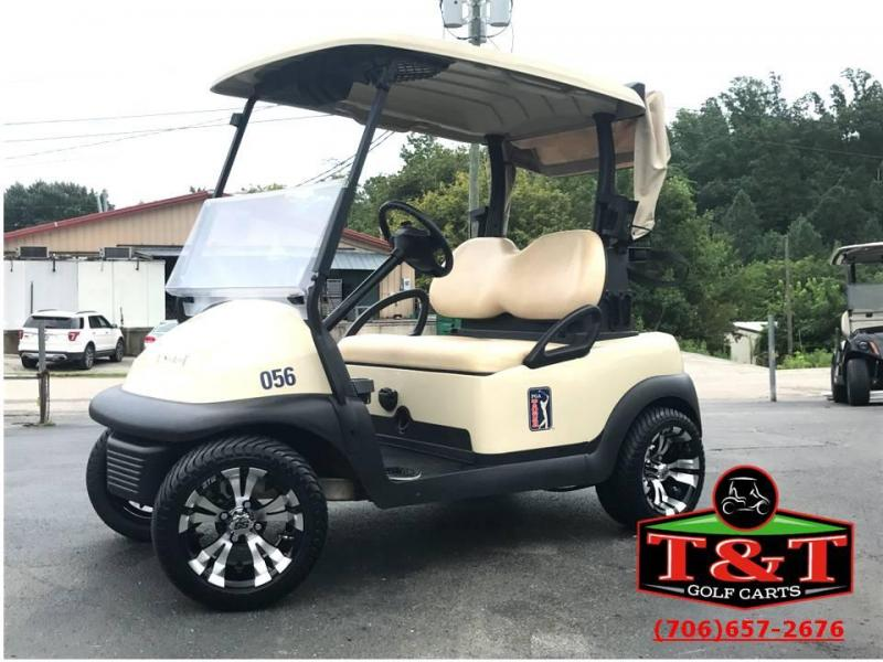 2014 Club Car CLUB CAR PRECEDENT Golf Cart
