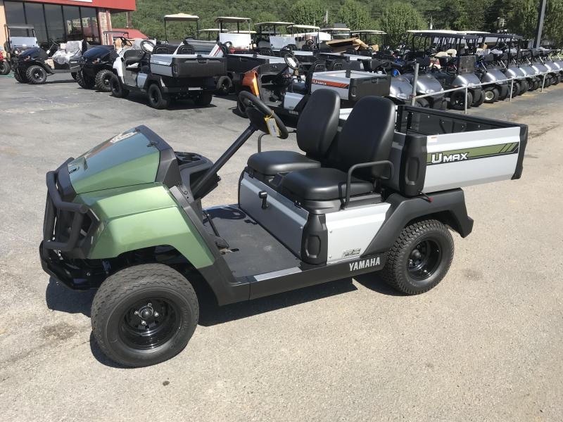 2019 Yamaha Umax Two EFI Gas Utility Cart | T and T Golf Carts ... on yamaha golf cart stereo console, yamaha g1 golf cart dash, yamaha golf cart accessories, yamaha gas golf cart, yamaha g22 golf cart dash,
