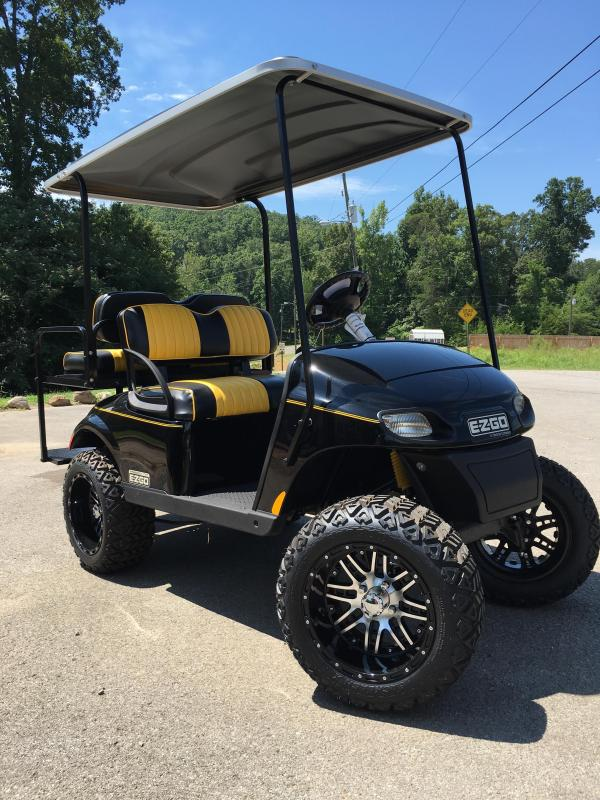 2017 E-Z-GO TXT GAS Golf Cart | T and T Golf Carts | Yamaha and E-Z on