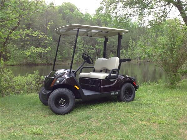 2017 yamaha drive 2 electric 48v t and t golf carts