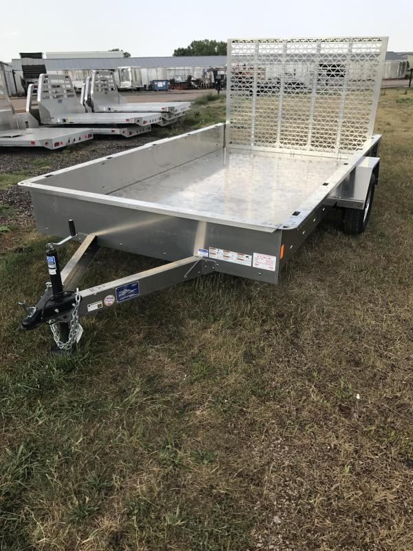 2018 Eby Trailers Utility Trailer