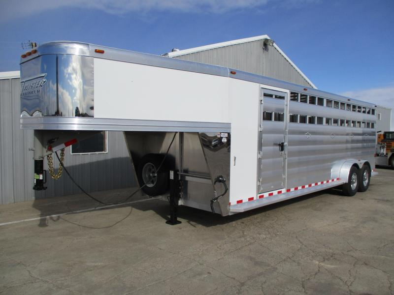 2018 Twister Stock Combo Trailer 7 X 24