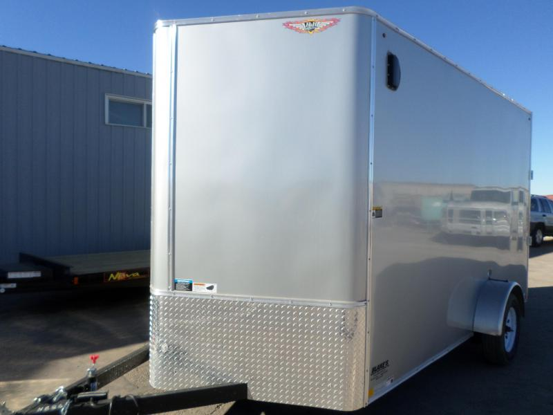 2017 H and H Trailer Cargo Enclosed Cargo Trailer
