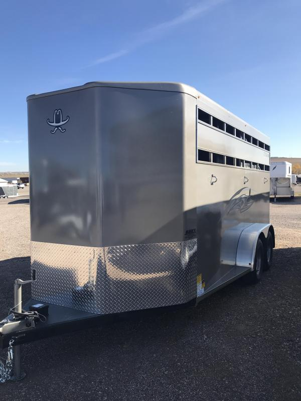 2018 Titan Trailers 3 Horse Royal Horse Trailer