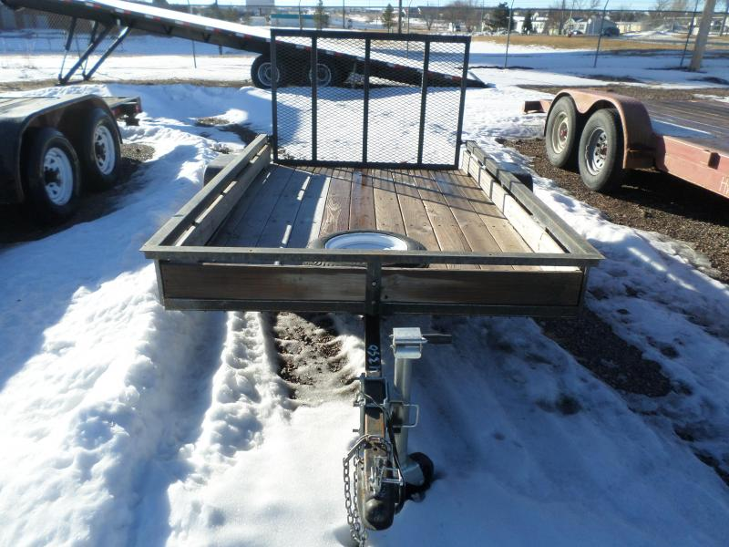 2011 Carry-On Utility Trailer