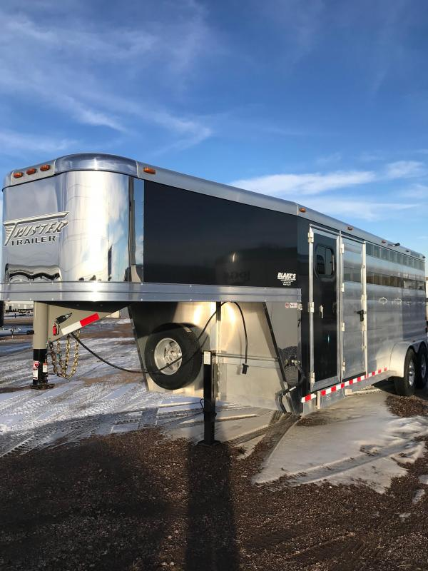 2018 Twister Stock Combo  Trailer 7 X 20