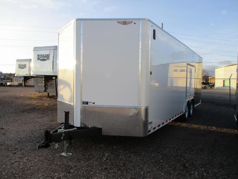 2018 H and H Trailer Enclosed Cargo Trailer 8.5 X24