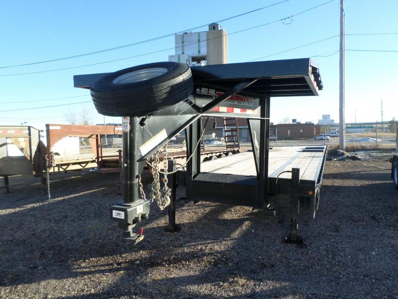 2015 Trailerman Trailers  Flatbed Trailer