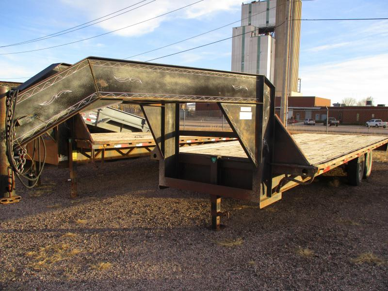 1998 Load Rite Flatbed Trailer 8.5 X 24