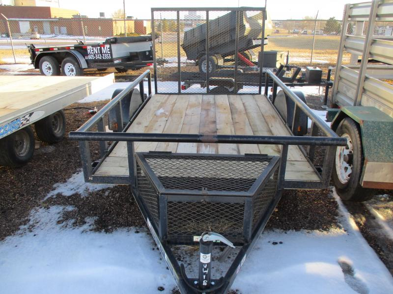 2015 Carry-On Utility Trailer  6 X 9