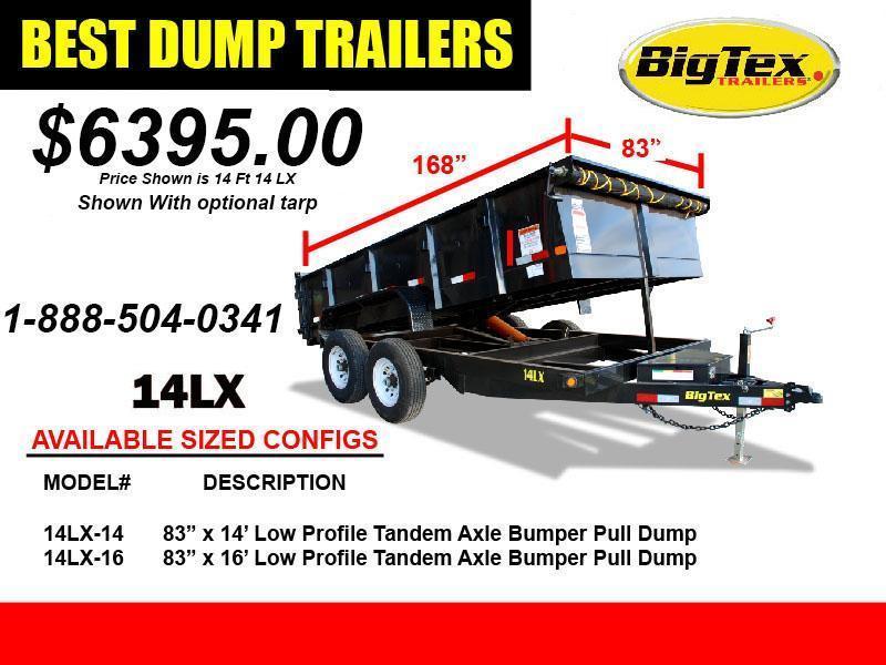 Roofers Pick Dump Trailer Best Built Best Price All Pro