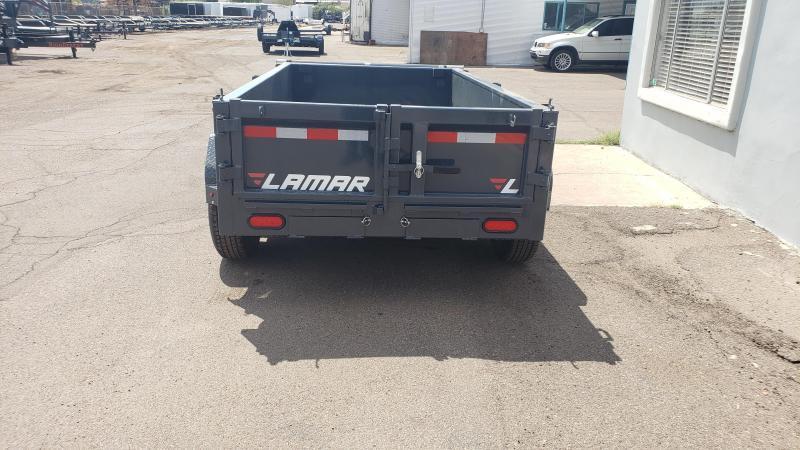 2019 Lamar Trailers DS-5.2k-10 Dump Trailer