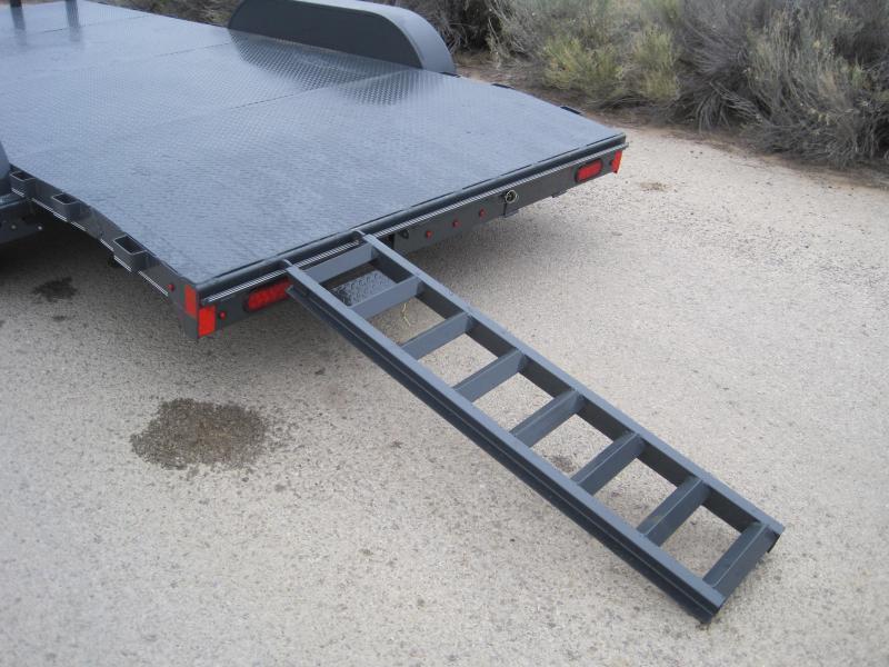 2019 Lamar Trailers CE-3.5k-18 Steel Deck Car / Racing Trailer