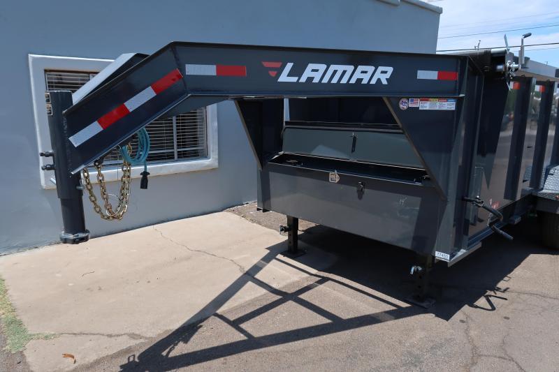 2019 Lamar Trailers DL-7k-14 Dump Trailer