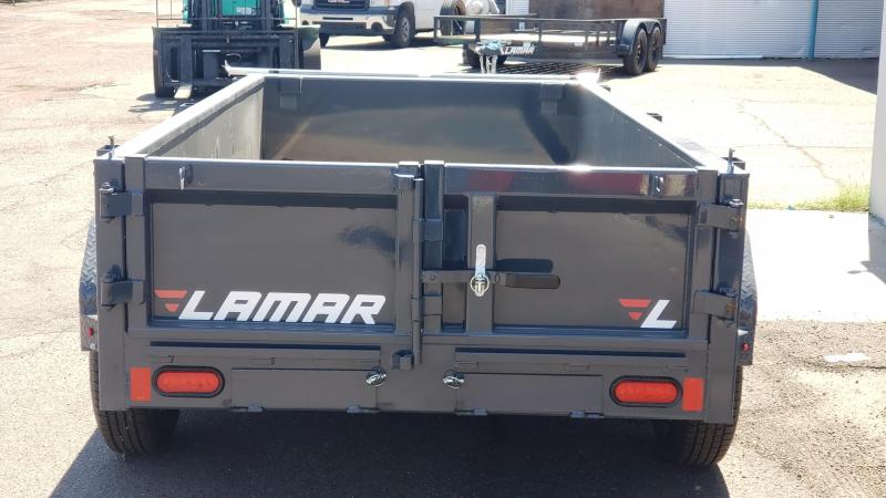 2019 Lamar Trailers DS-3.5k-10 Dump Trailer