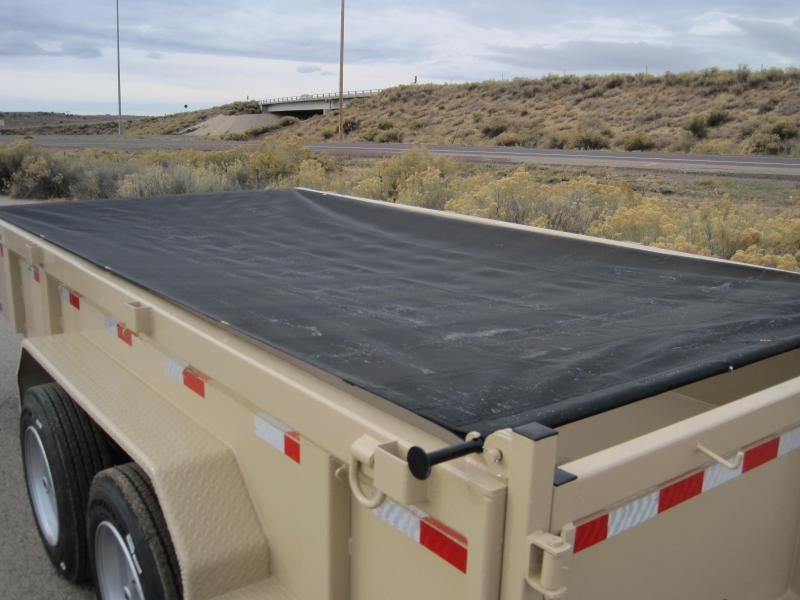 Lamar Dump Trailers- Lowest Prices- Free Delivery- High Desert Trailers