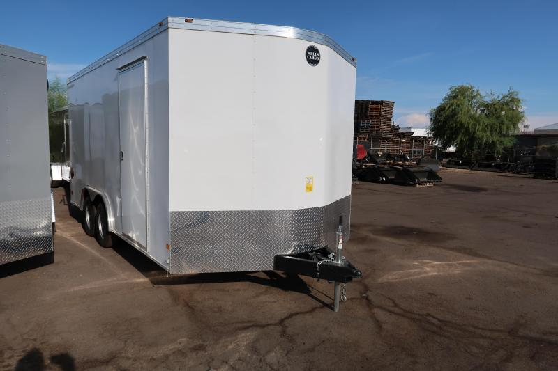 2019 Wells Cargo 16ft Road Force Enclosed Cargo Trailer
