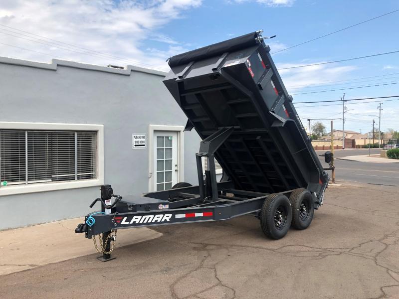 2019 Lamar Trailers DL-7k-12 Dump Trailer
