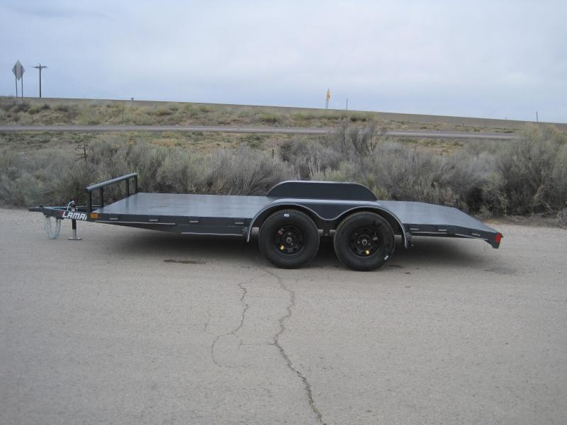 2019 Lamar Trailers CE-3.5k-18 Steel Deck Car / Racing Trailer