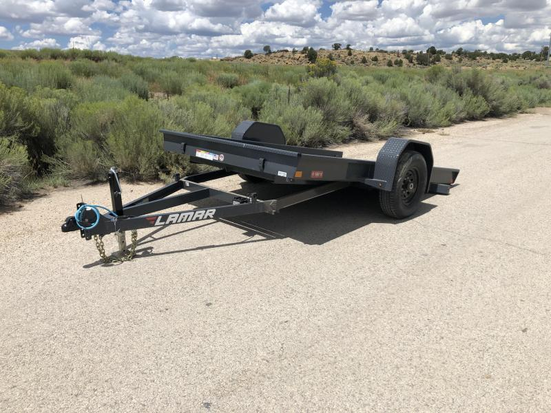 2019 Lamar Trailers Tilt Scissor Hauler Equipment Trailer