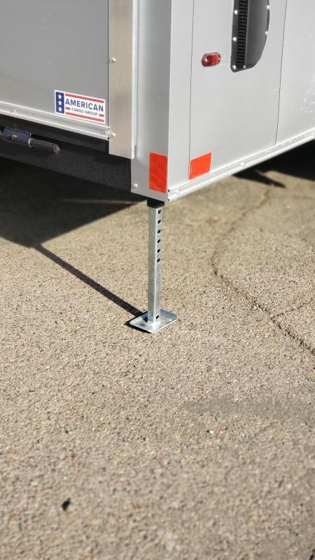 2020 Wells Cargo Road Force Enclosed Cargo Trailer