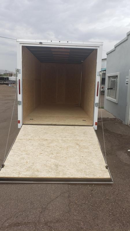 2019 Haulmark 7x16ft Passport Enclosed Cargo Trailer