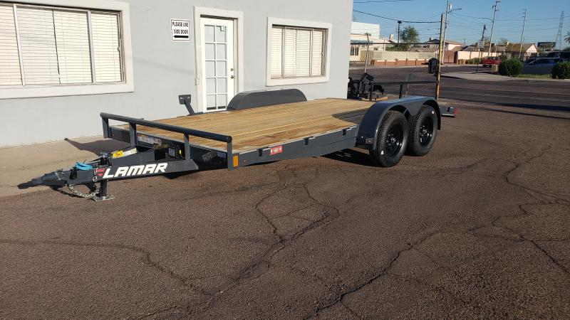 2020 Lamar Trailers ce-3.5-16 Car / Racing Trailer