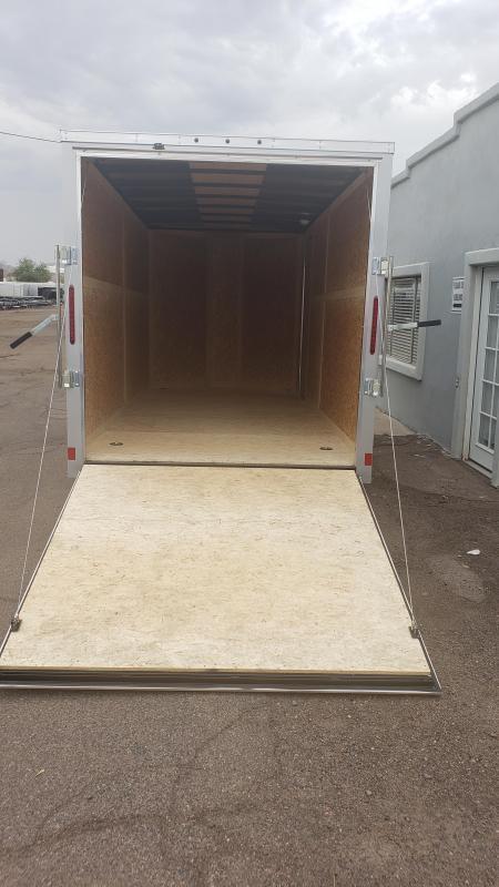 2019 Wells Cargo 16ft Fast Trac Enclosed Cargo Trailer