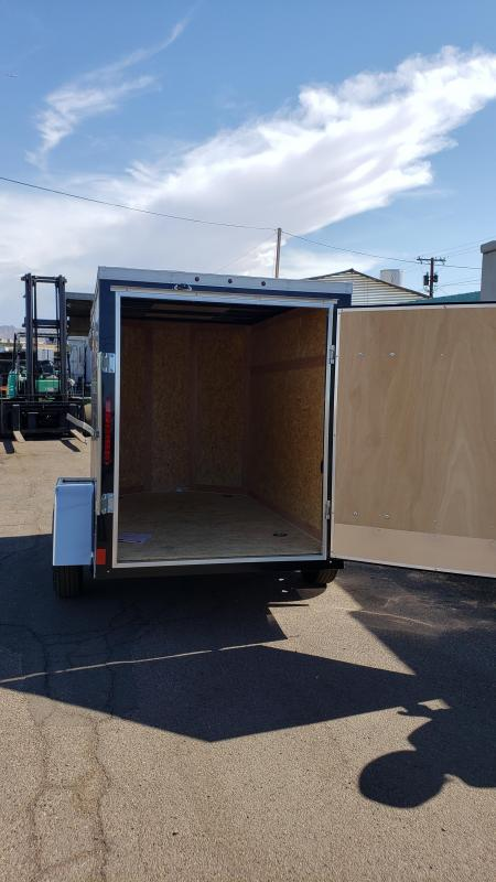 2019 Wells Cargo 5x8ft Fast Trac Enclosed Cargo Trailer