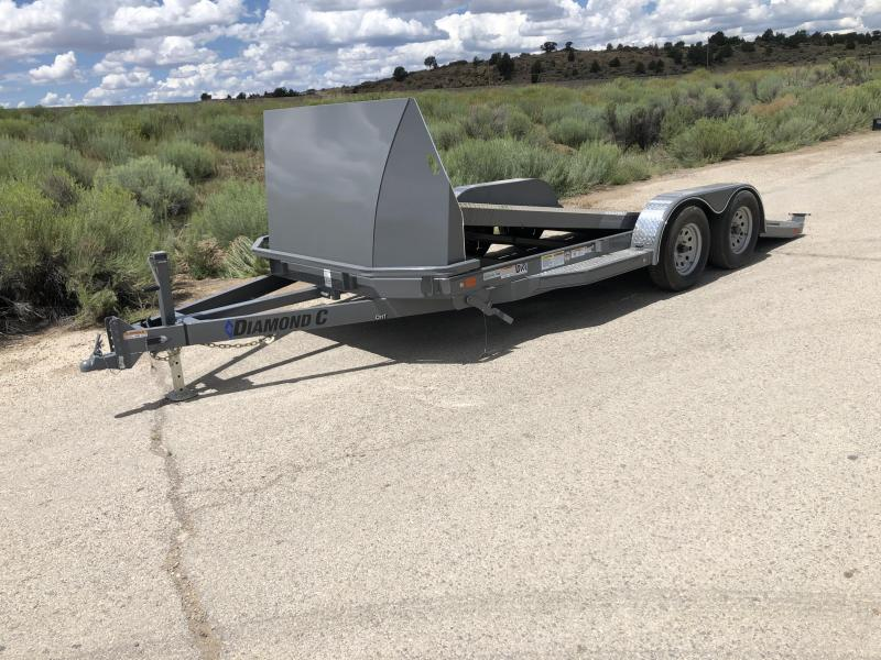 2019 Diamond C Trailers CHT-3.5k-18 Car / Racing Trailer
