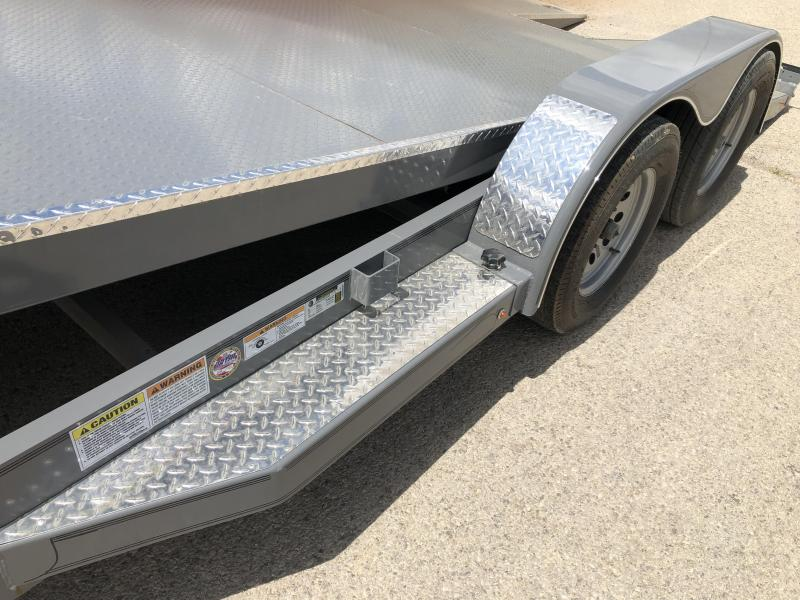 2019 Diamond C Trailers CHT-3.5k-18 Car / Racing Trailer