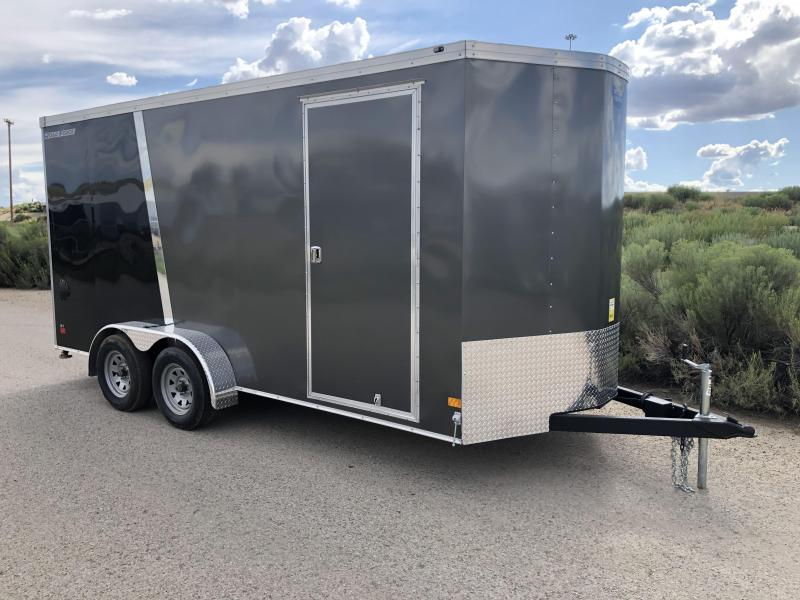 2019 Wells Cargo 7x16ft Road Force Enclosed Cargo Trailer
